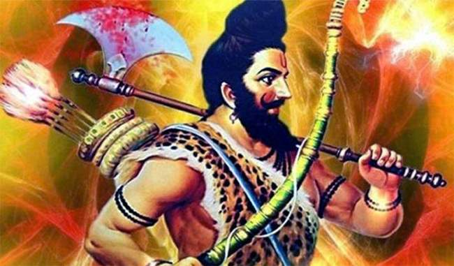 भगवान श्री परशुराम