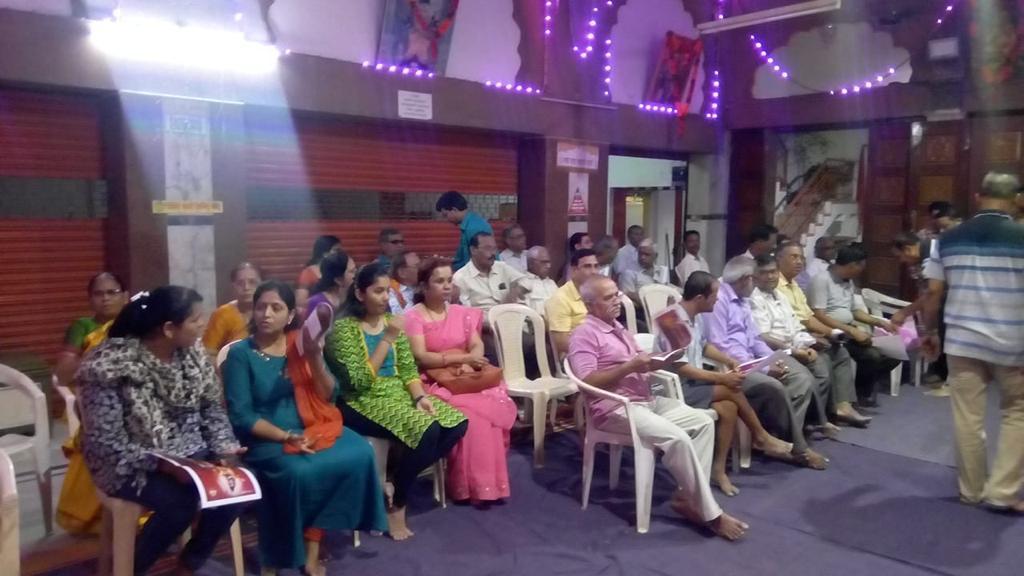 युवा ब्राह्मण तर्फे परशुराम जयंती चे आयोजन